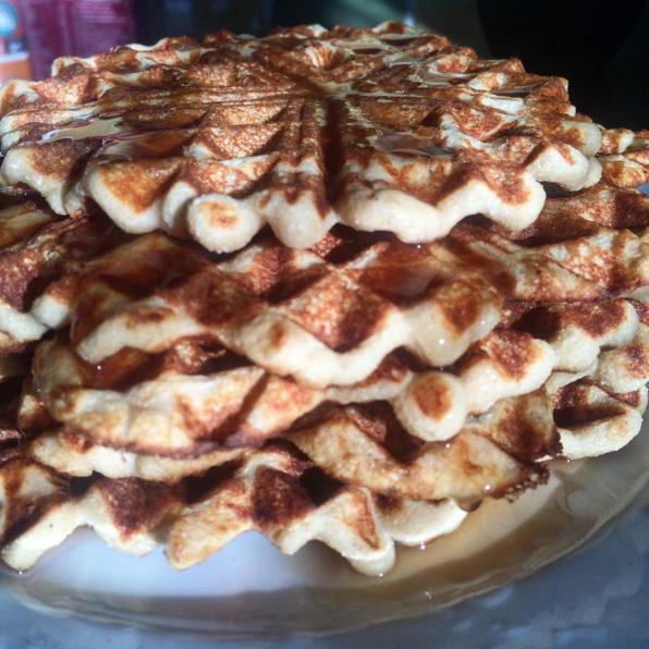 Waffle perfetti